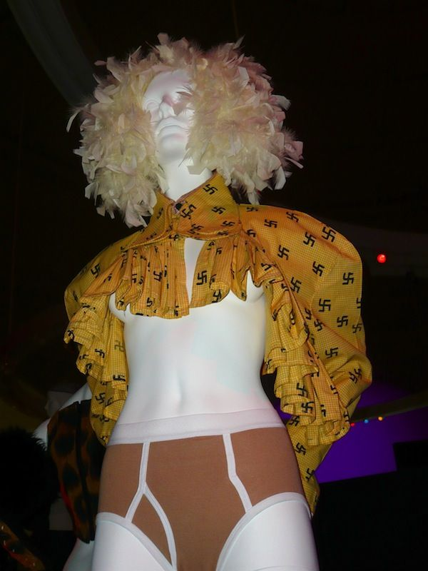 BLOGGED: Club to Catwalk exhibition at the V