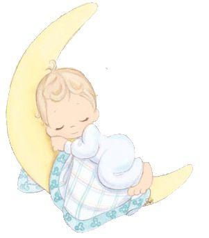Precious Moments Nursery Baby