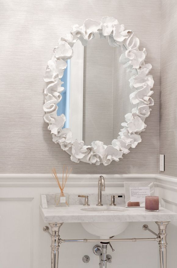 The Powder Room: Susan Glick for Holiday House Hamptons