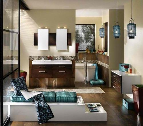 Surprising Bathroom DecorTurquoise Bathroom Interior Design for Turquoise and Brown Bathroom Turquoise Bathroom Rugs Black and Turquoise Bathroom Turquoise and Brown Bathroom Decor Majestic Turquoise Bathroom Interior Ideas And Granite Washbasin Feat Wooden Drawer Comb ✿
