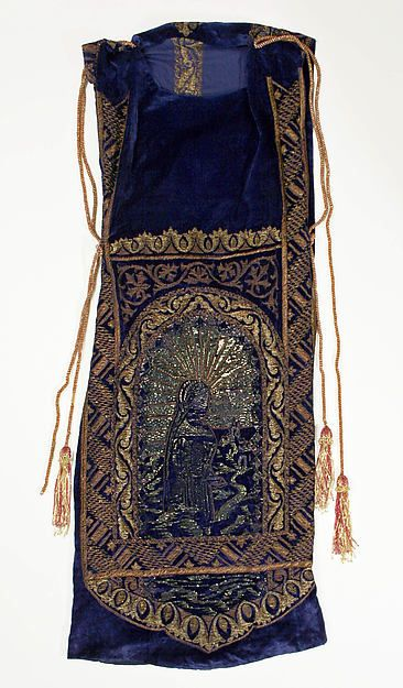 Callot Soeurs (French, active 1895–1937) Date: 1922–23 Culture: French Medium: silk, glass, metallic threads and cellophane
