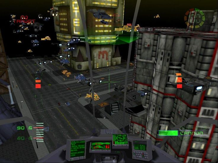 Eurogamer takes another look at the cult classic cyberpunk flight combat game from much-missed Psygnosis.