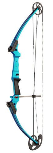 New Mathews Genesis Blue One Cam Youth Bow RH Archery...bought this for Dutt years ago, it's time to dig it out and give Bella a shot at it.