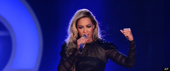 Beyonce Chime For Change
