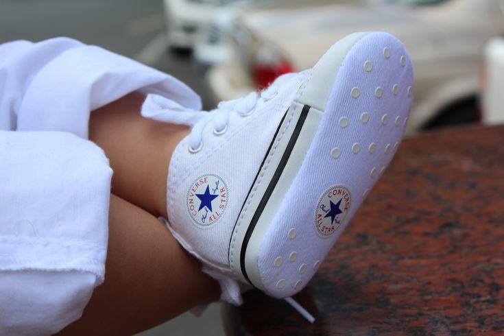 Baby Boy Baptism All Stars