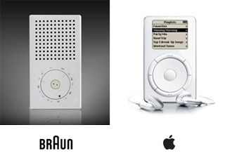How design works. Dieter Rams + Apple.