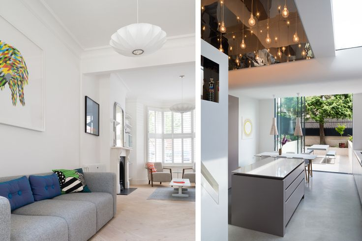 Architecture for London   House extension in Highbury