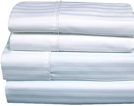 Royal Hotel 620 Thread Count Sheet Set Wrinkle Free Cotton Blend