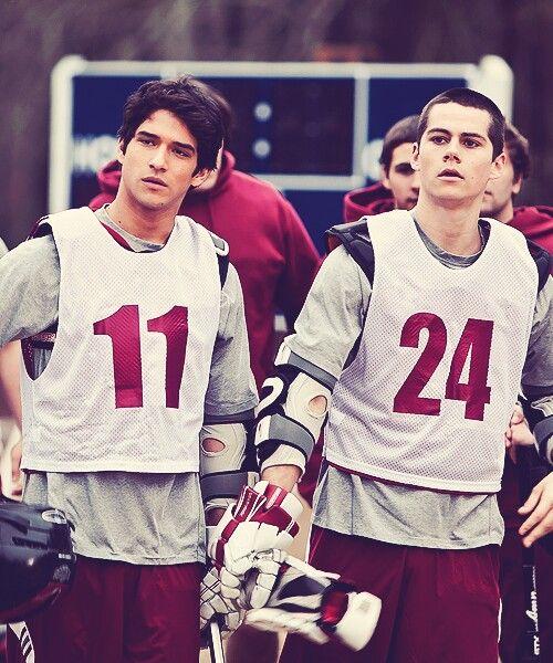 Scott McCall, Stiles Stilinski, Teen Wolf