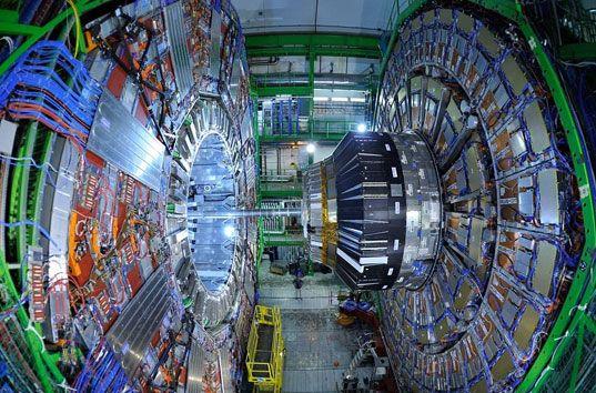 Большой адронный коллайдер стал причиной сильнейшего землетрясения