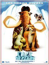 L'Age de Glace (Ice Age) sorti en 2001. Le tout premier opus des aventures de Manny, Sid, Diego et Scrat l'écureuil.
