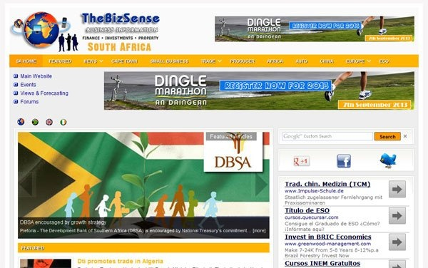 Business South Africa