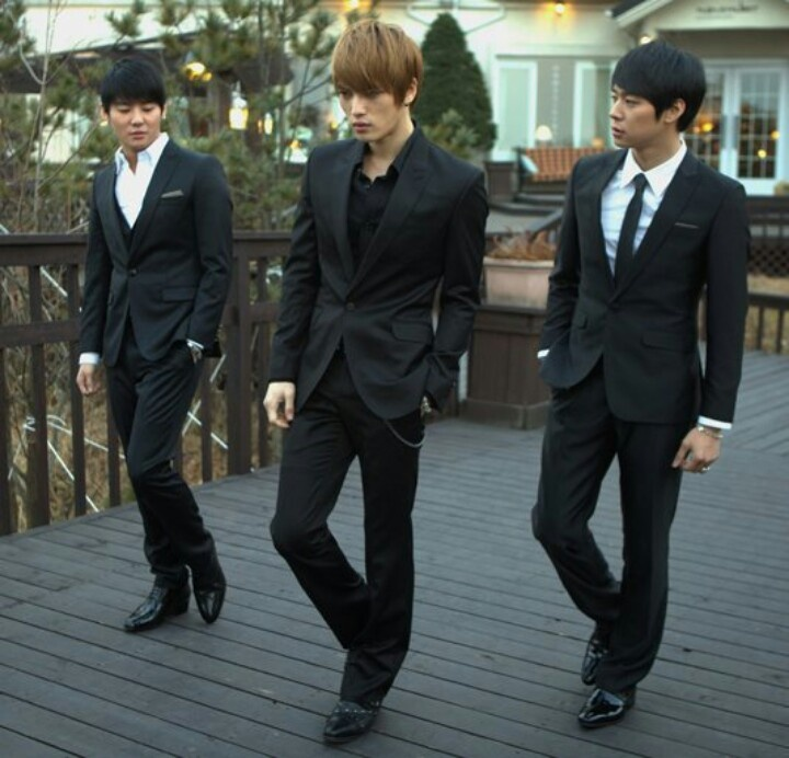 JYJ JaeJoong YooChun Junsu : Deadliest Trio