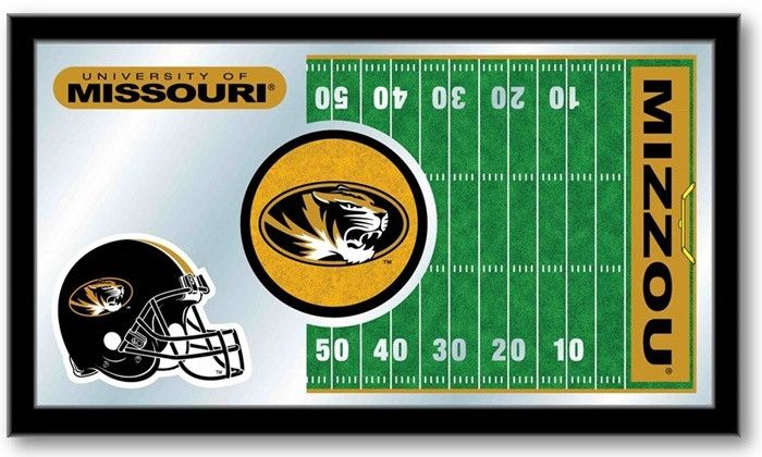 Missouri Tigers Football Team Sports Mirror - SportsFansPlus