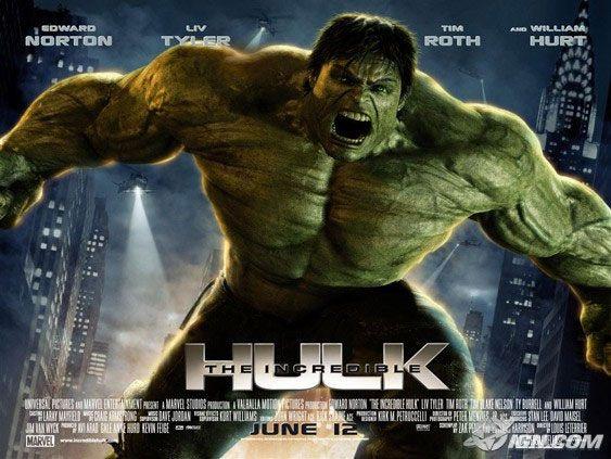 The Incredible Hulk (Movie) - Comic Vine