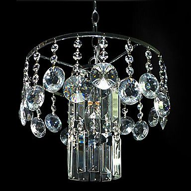 The 25 best modern crystal chandeliers ideas on pinterest modern crystal chandelier with 1 lights aloadofball Gallery