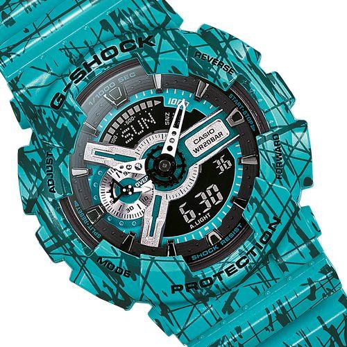 G-Shock Slash Pattern, dostępny tylko w Time Trend http://timetrend.pl/content/83-g-shock-slash-pattern