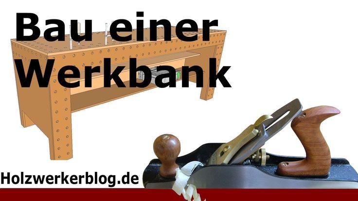 Bau einer Werkbank