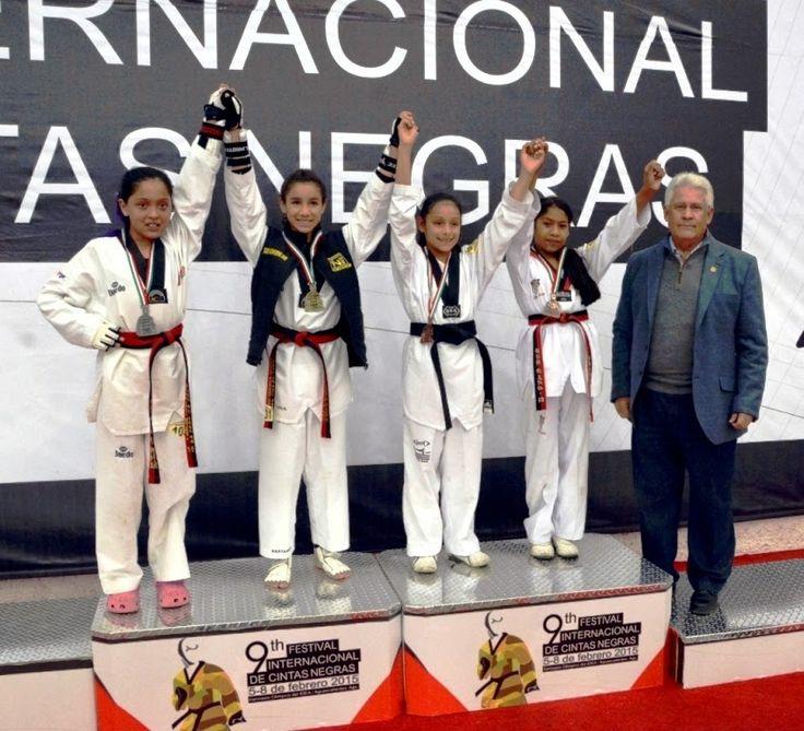 Arranca el Festival de Cintas Negras de Taekwondo en Aguascalientes ~ Ags Sports