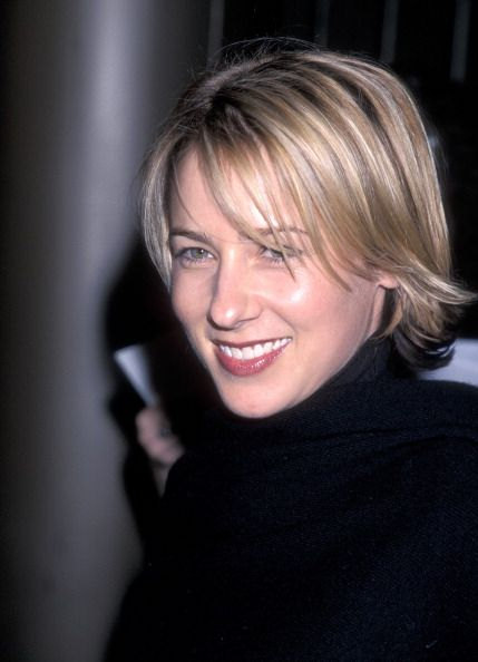 Actress Traylor Howard attends the 'Body Shots' Hollywood Premiere on October 18 1999 at the Lloyd E Rigler Theatre Egyptian Theatre in Hollywood...