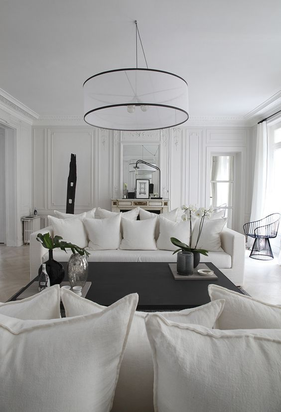 The Atmosphere atMARCEL RENAUD Apartment, Paris by  L ES CURIEUSES   read more                   For more atmospheres see me in face...