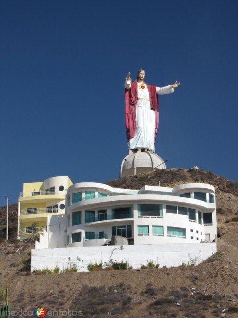 Fotos de Ensenada, Baja California, México: Cristo Monumental