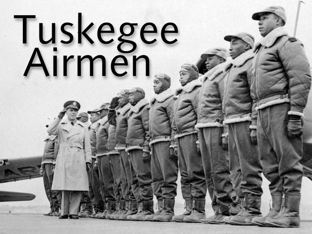 Tuskegee Airmen Proved to be a Very Valuable Asset During WWII - http://www.warhistoryonline.com/war-articles/tuskegee-airmen.html