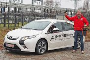 Opel Ampera: Gebrauchtwagen-Test Stromer zum Schnäppchenpreis