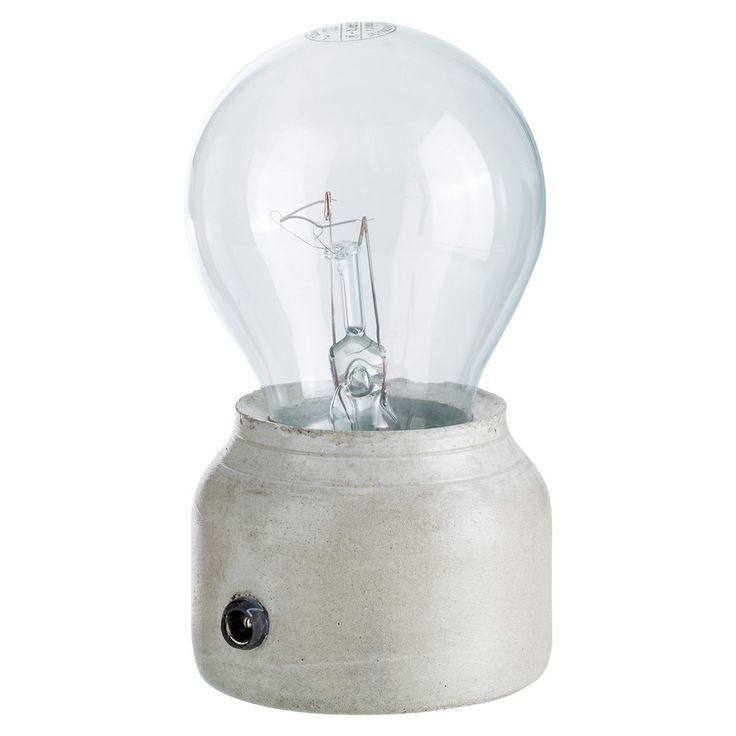 Pure Mold Original Grey Desk Lamp - Table & Desk Lamps - Lighting - Furniture & Lighting - The Conran Shop