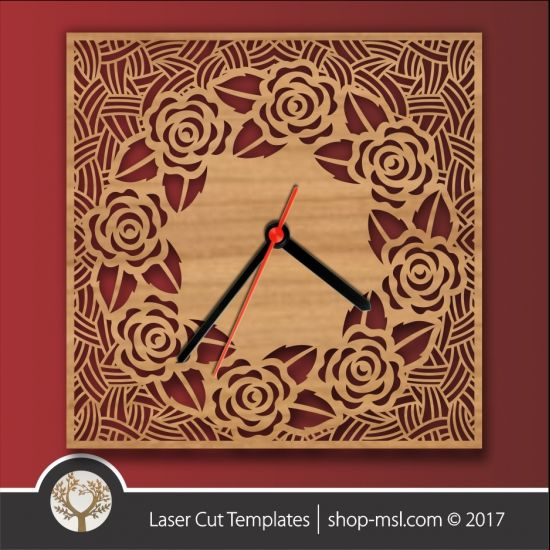Wall Clock Design Template : Best images about laser cut interior design on