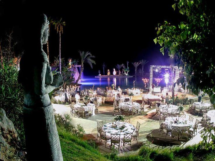 Janna sur mer wedding package outdoor wedding venue - Garden furniture lebanon ...