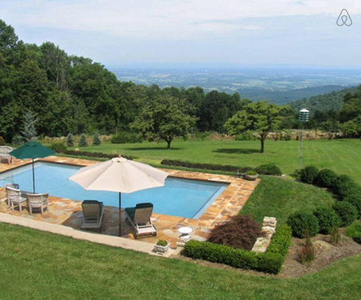 Pool Area And Backyard