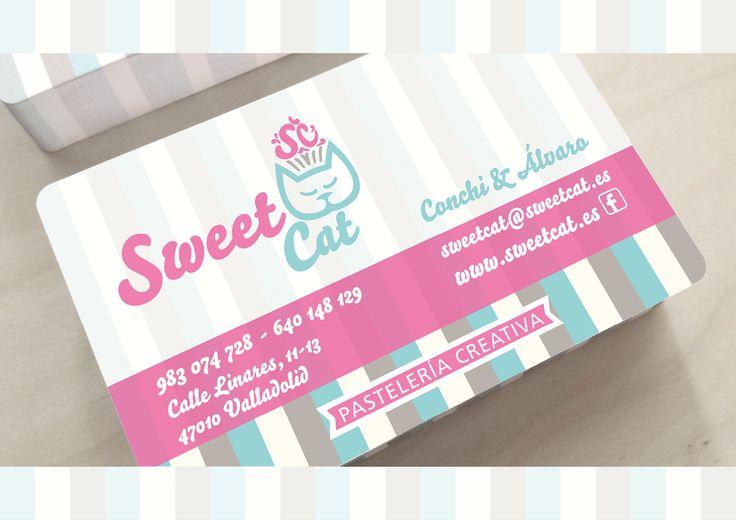 Imagen corporativa Sweet Cat