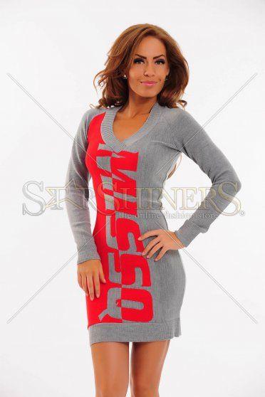 Rochie MissQ Greatest Expression Red