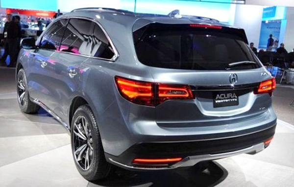 2019 Acura Rdx Release Date Redesign Specs And Price New