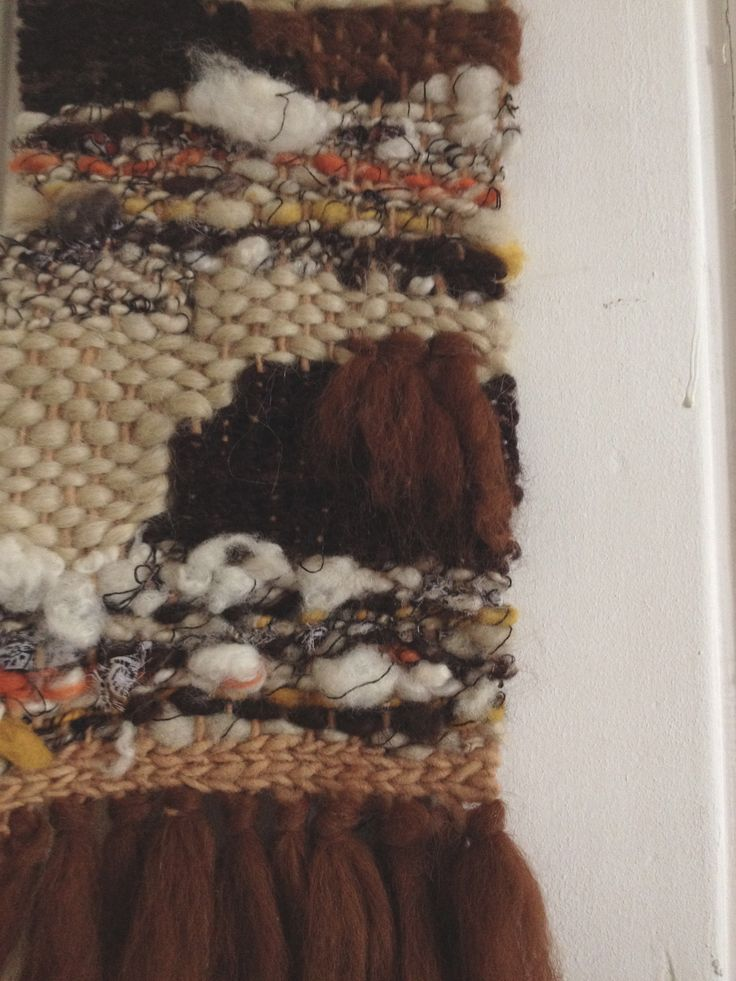Alpaca and Wool  #weaving