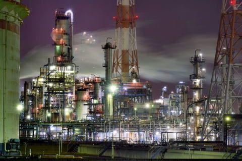 高石工場夜景ツアー