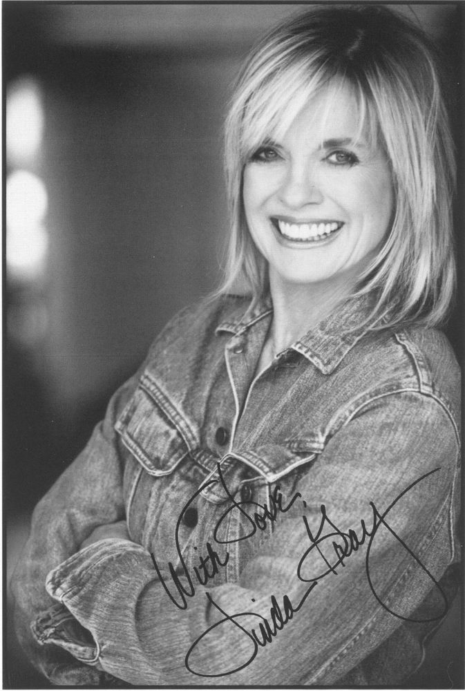 linda gray 2009 Autograph