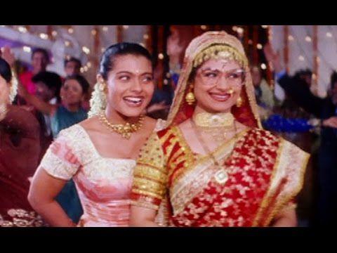 Laddu Motichur Ka - Hote Hote Pyaar Ho Gaya (1999). Dancers Kajol and Atul Agnihotri. Singers Alka Yagnik and Poornima.