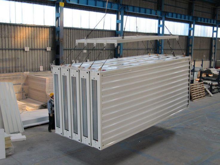 lichte stalen container huis modulair systeem dkp prijs irak en arabisch