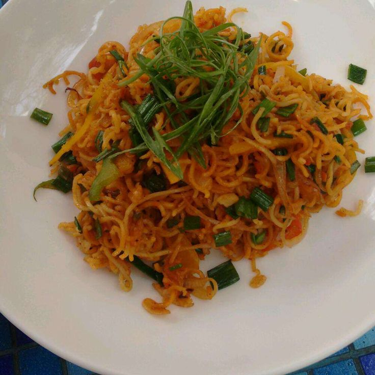 Ooodles Of Noodles N Veggies | German Bakery | Pune