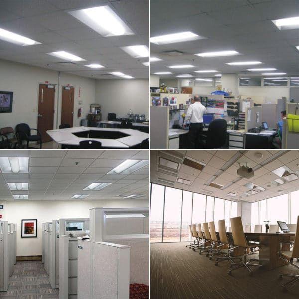 2x2 Led Troffer Lights Recessed Ceiling Light Fixture Chiuer Recessed Ceiling Lights Fixtures Ceiling Light Fixtures