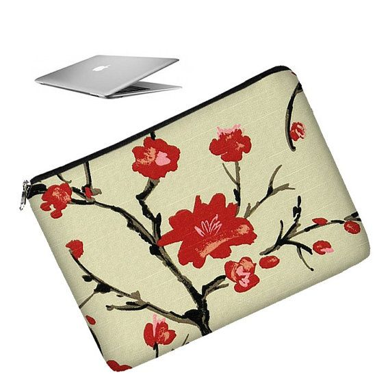 RTS  13 inch Macbook Air Laptop Sleeve Bag by janinekingdesigns, $44.99