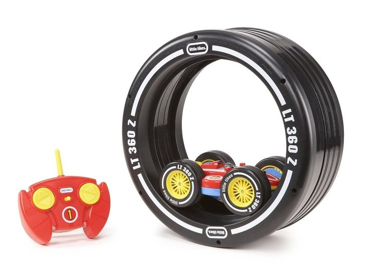 Little Tikes RC Tire Twister-Easy-to-steer remote control toy  #MGAEntertainment