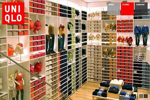 Uniqlo: Uniqlo Ecommerce, Minimalist Design, Dresses Clothing, Uni Qlo, Visual Merchandi, Stores Design, Uniqlo Online, Cities Soho, Uniqlo Recipe