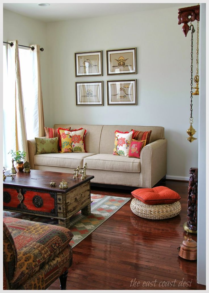 The east coast desi home decor my dream home - Home interior design images india ...