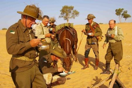 Ninety years on from the battle of Beersheba, members of the Australian Light Horse Association rode the Israeli desert where so many Australians lost their lives.