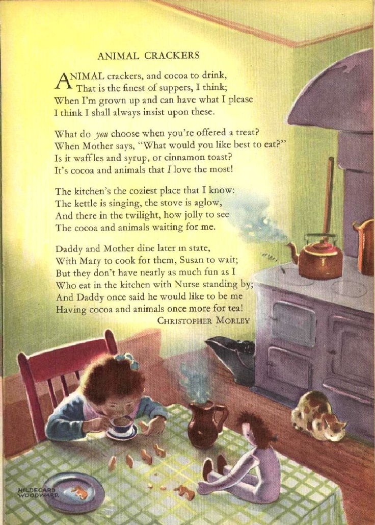 From 1949 edition Childcraft books. I still have my favorite edition. I loved the many different illustrations!