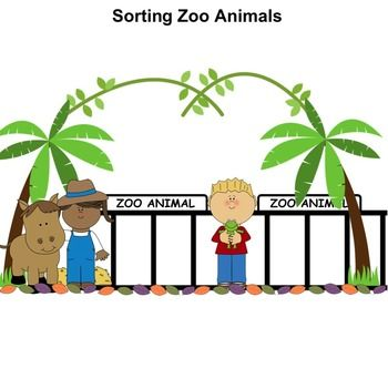 **This is a file designed for the SMART (brand) Smart Board (not Mimio, Promethean, or ActivInspire). You need to have Smart Notebook software version 11 or later in order for it to work.**Ah, visits to the zoo! This is a zoo animal sorting activity suitable for primary grades (Pre-K, Kindergarten and First Grade, mostly).