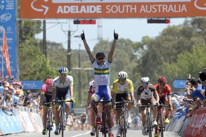 Steele von Hoff (UniSA-Australia) wins in Mount Barker
